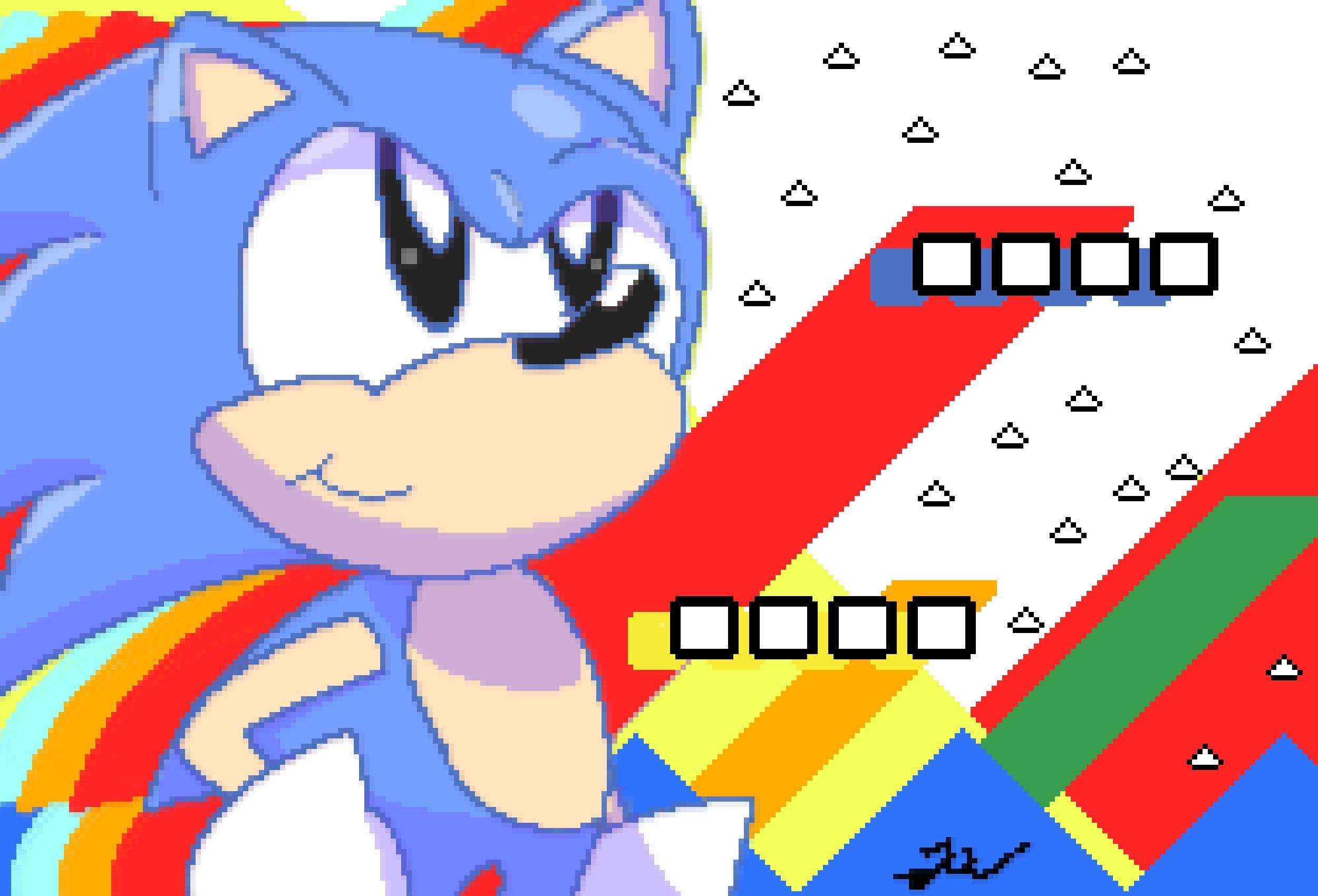 Sonic Pixel