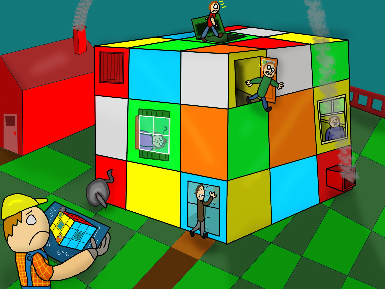 Puzzle House