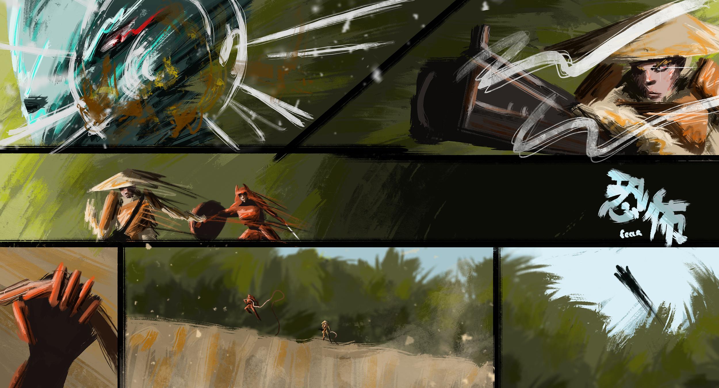 Run - 08 - The Pillar's Beast II