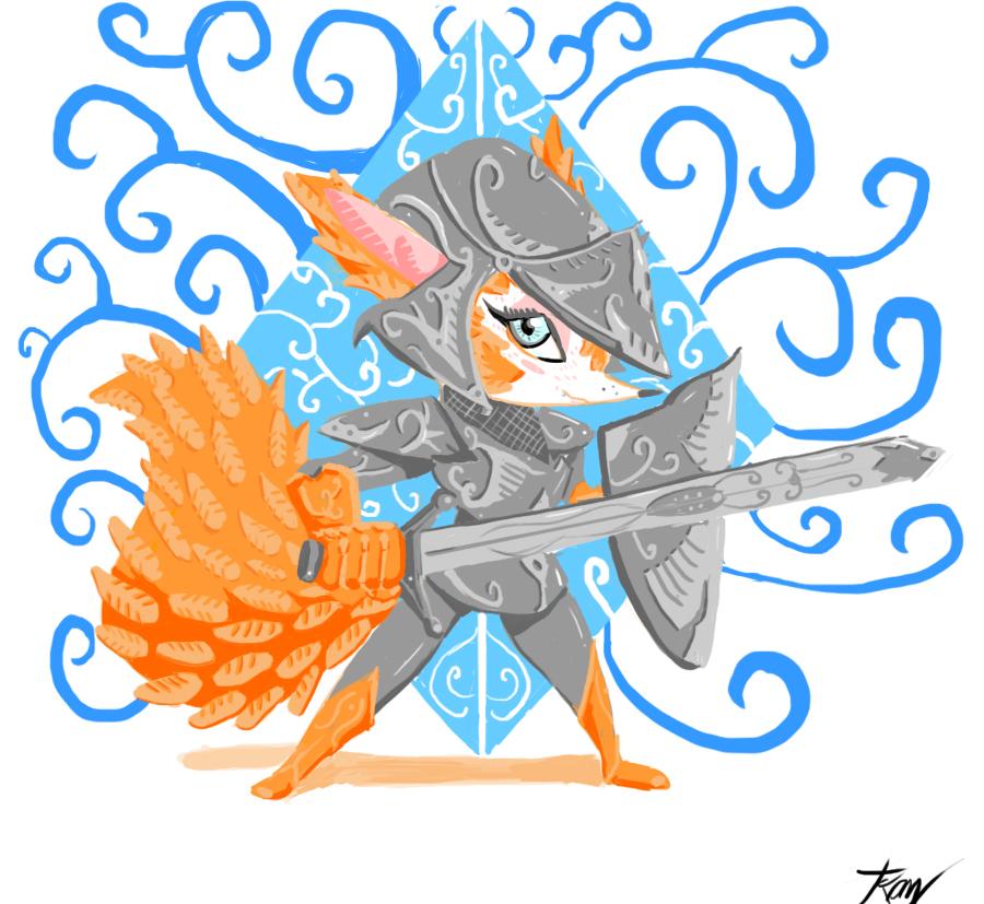 vixey warrior