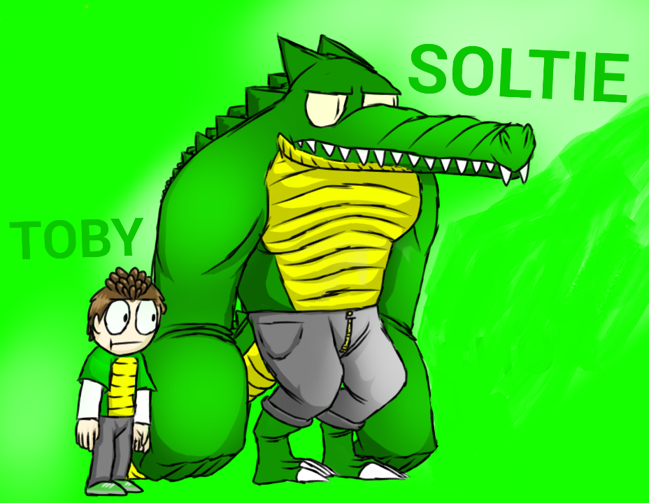 Toby and Soltie