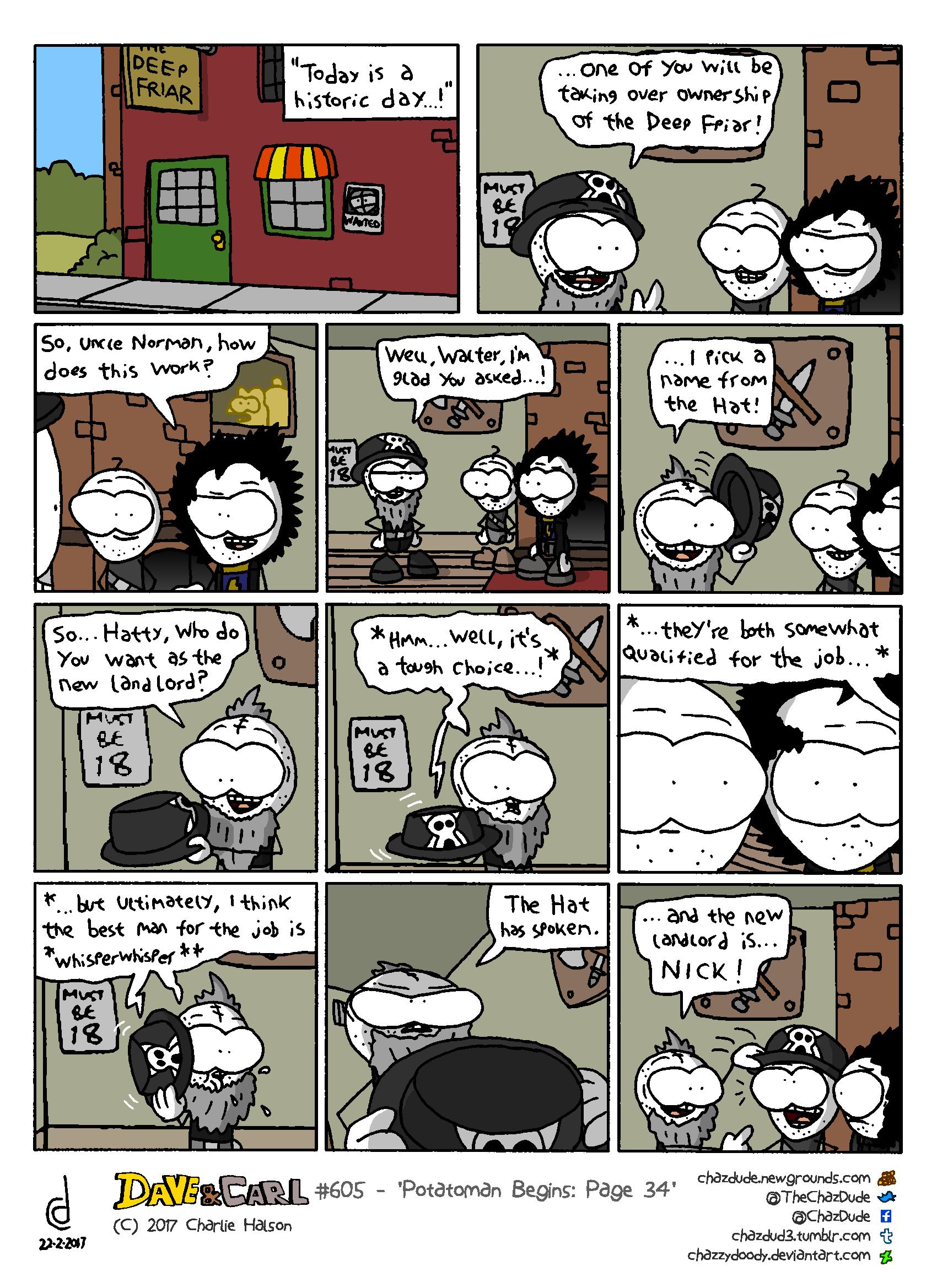 Potatoman Begins: Page 34
