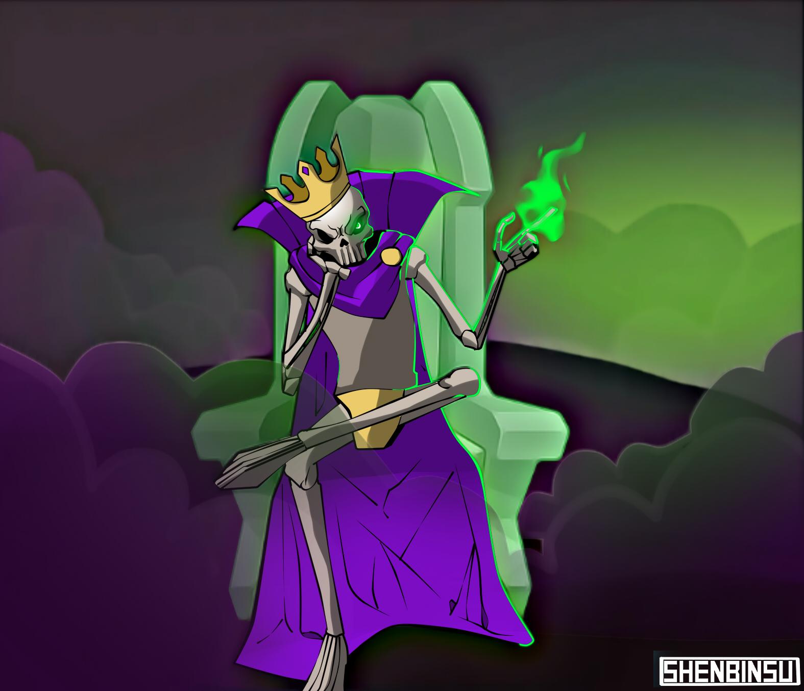 Necro King