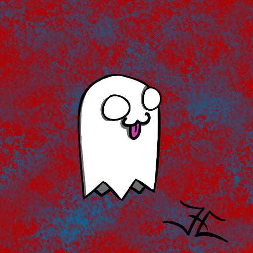 Ghostie Cat