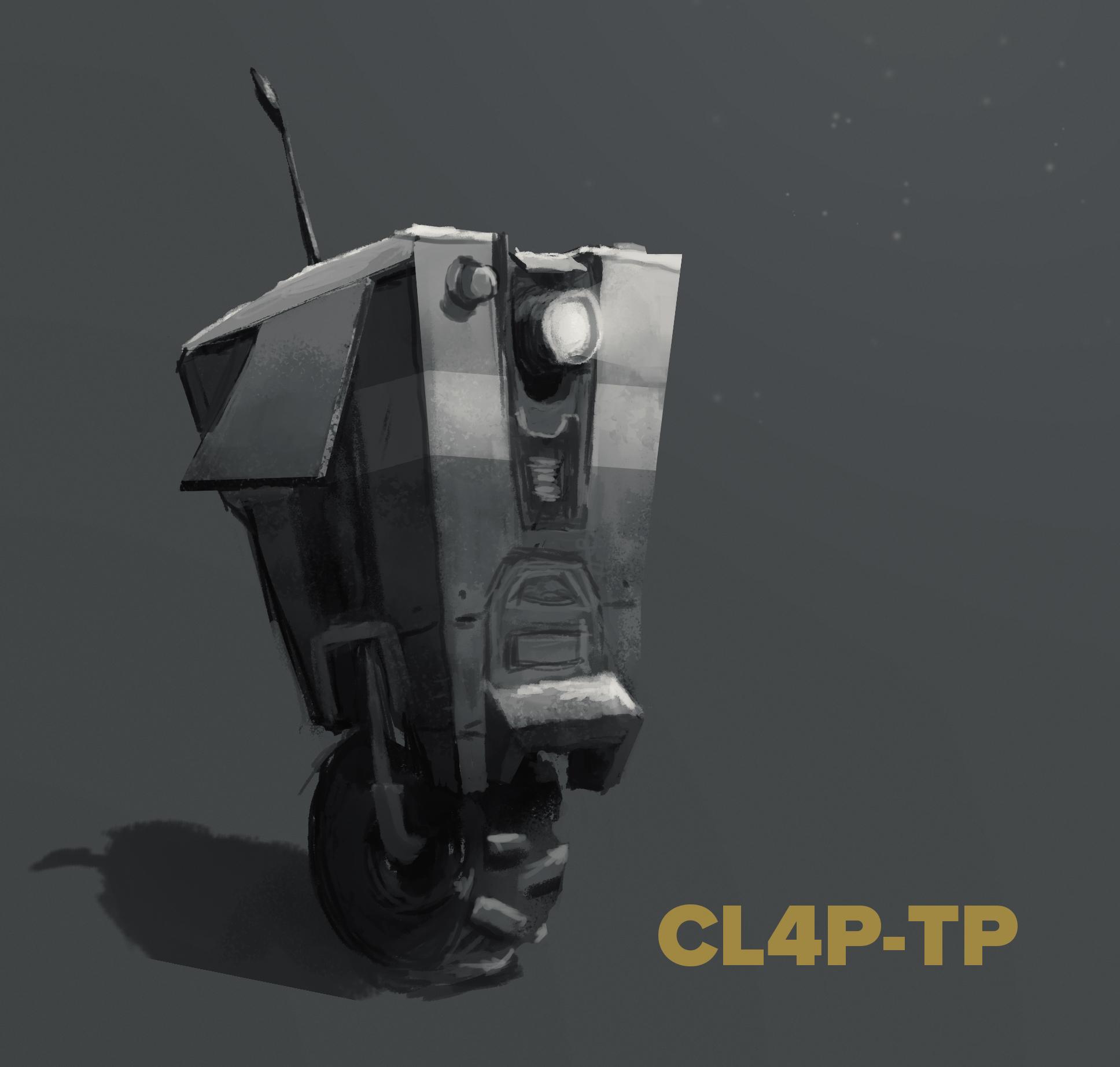 ClapTrap - CL4P-TP