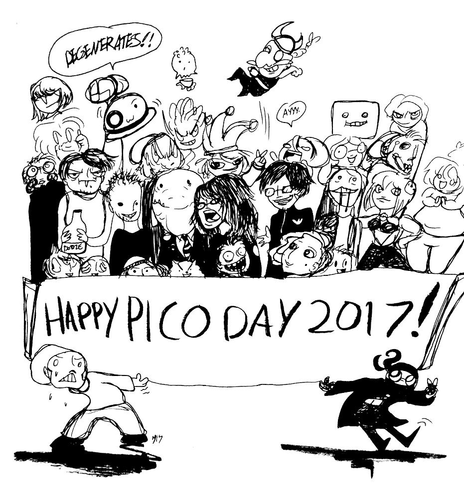 happy pico day n stuff