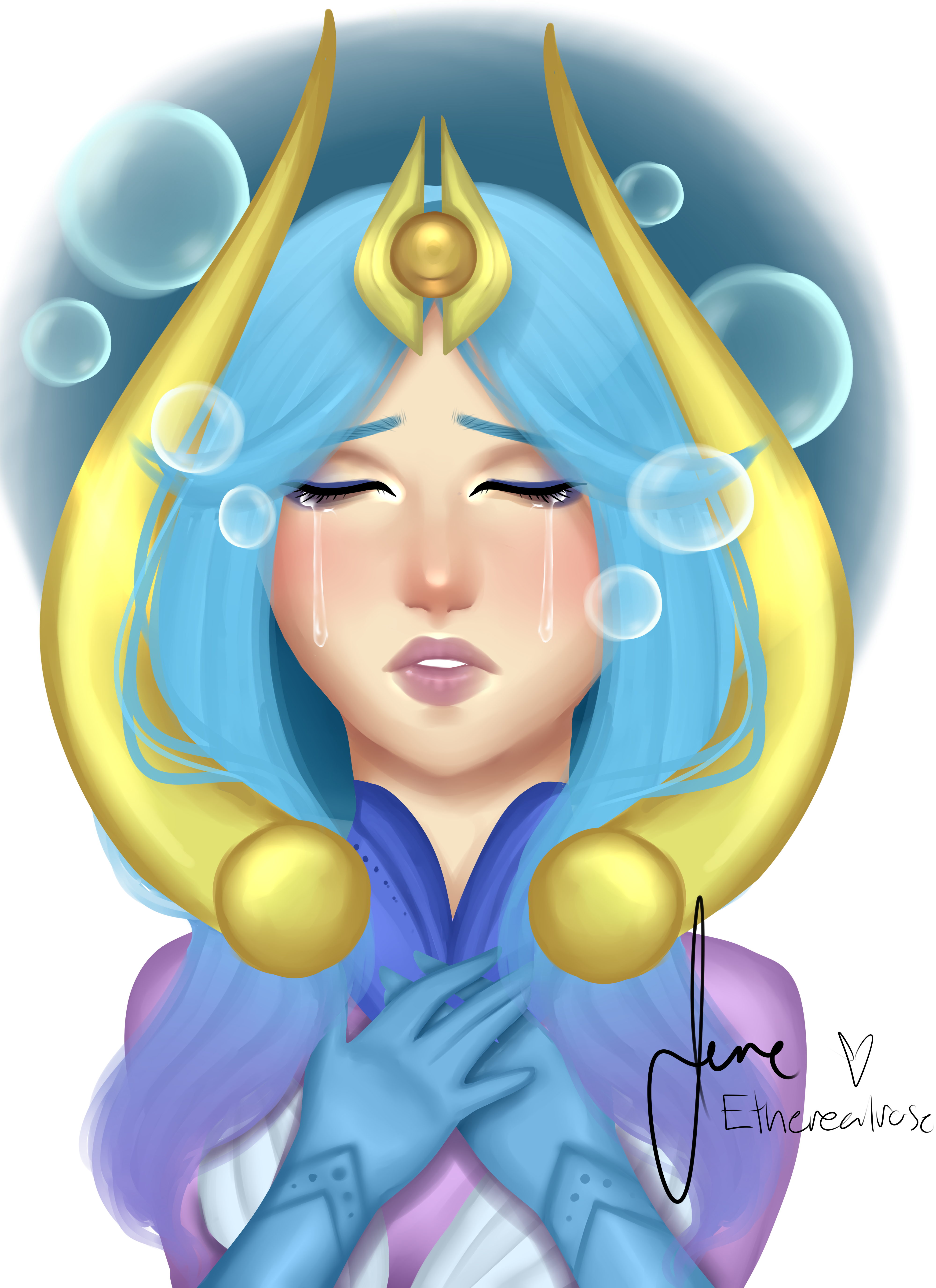 Elementalist Lux: Water