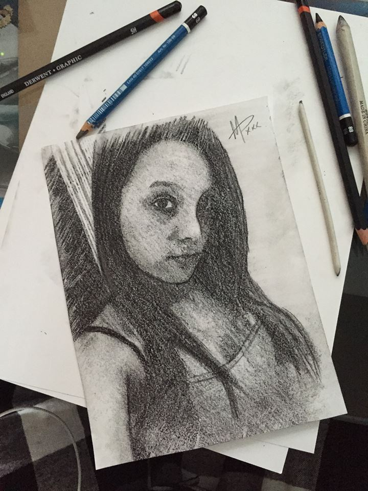 My Wife Portrait