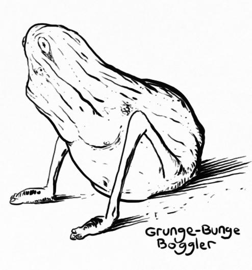 Grunge-Bunge Boggler