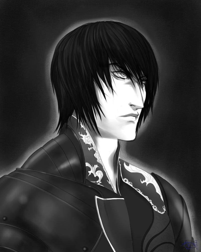 Dusk Merloci~ portrait C