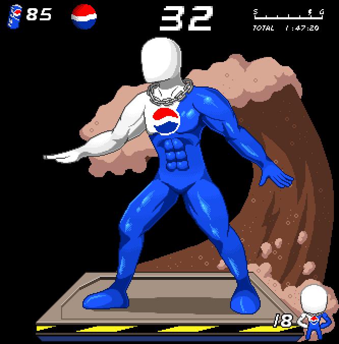 15 Pepsiman