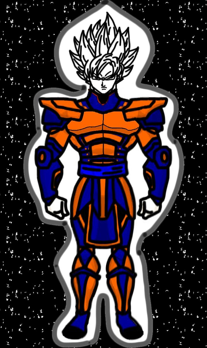 Goku Lvl 99