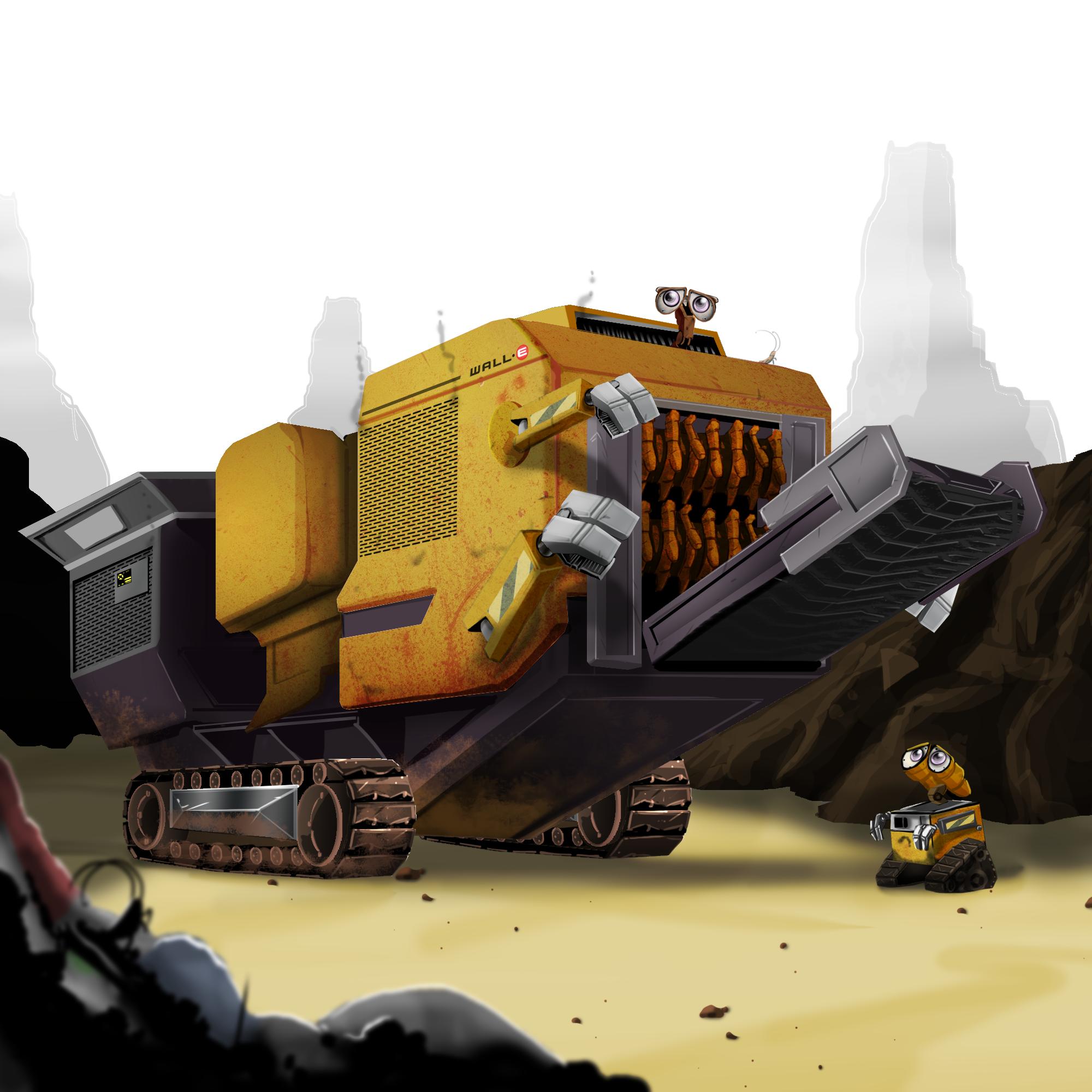 Wall-E - LVL99