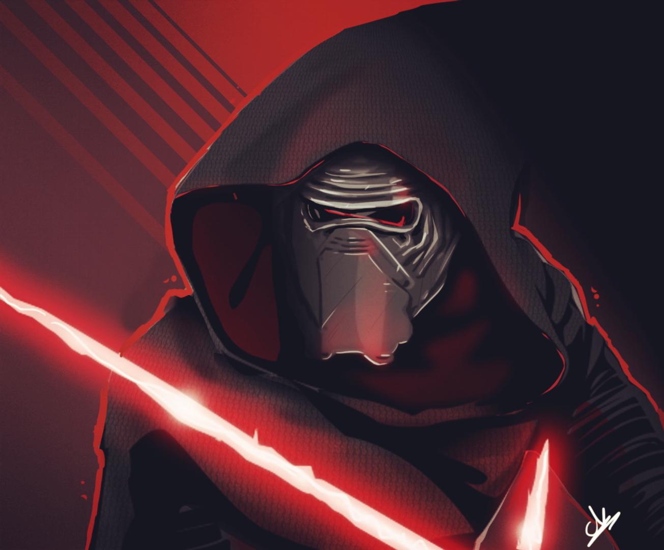 Kylo Ren - Star Wars day