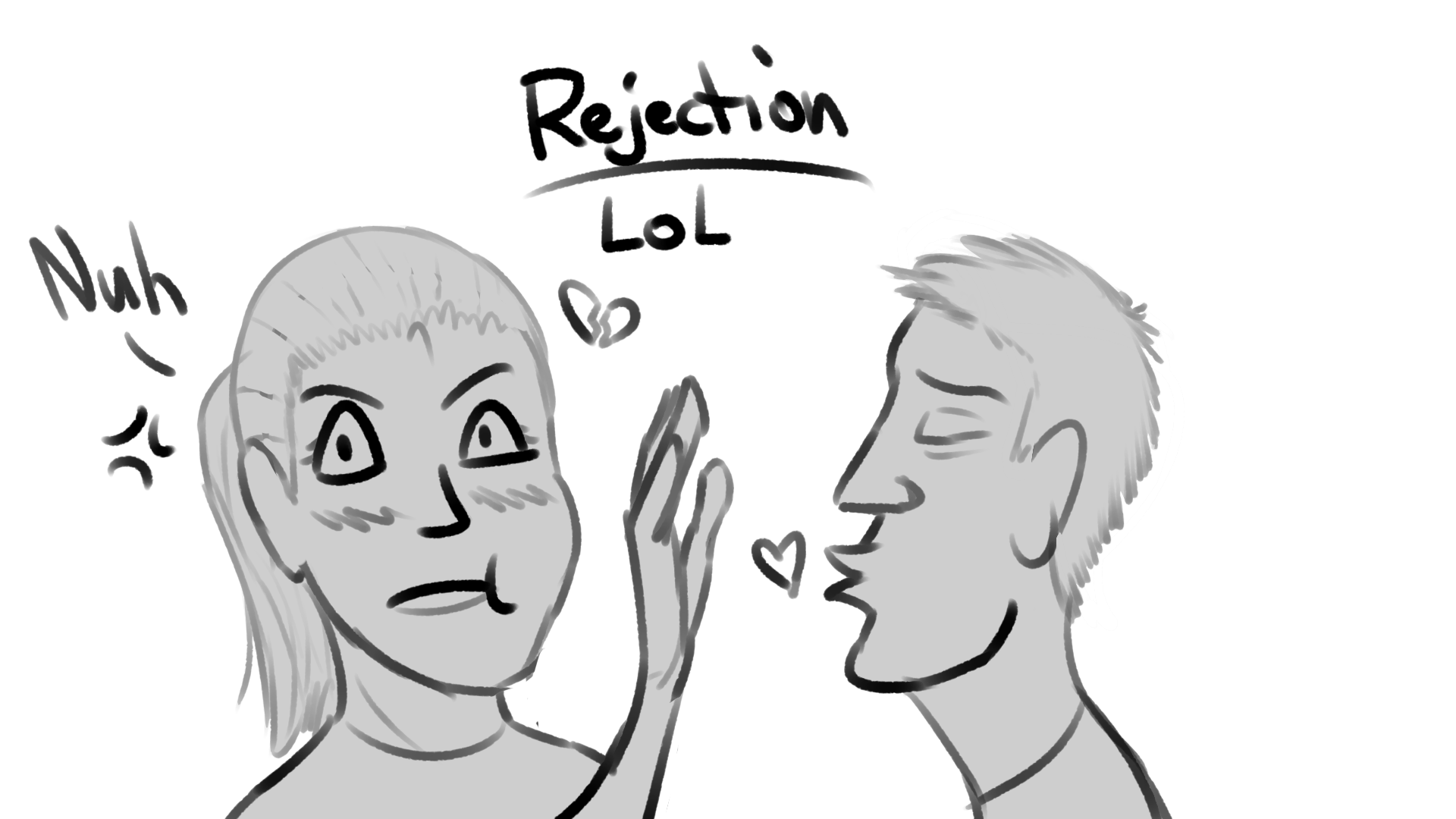 Rejection LOL