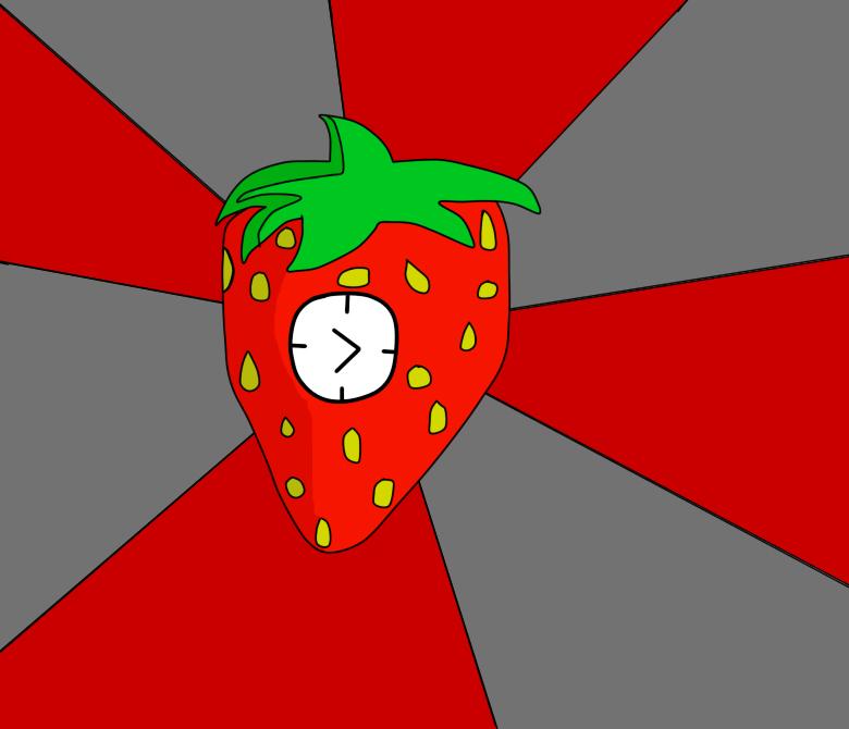 Strawberry. B