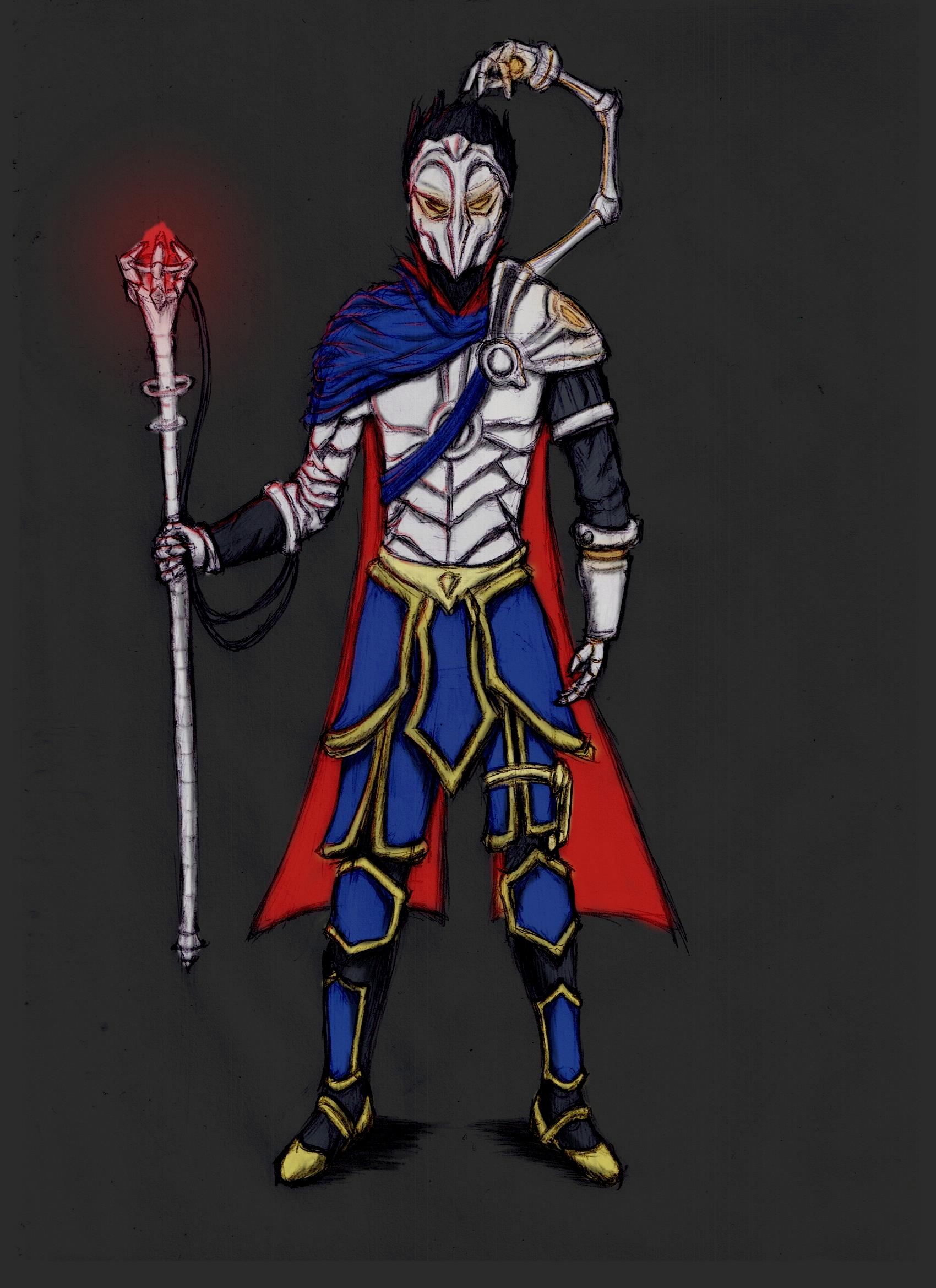 Viktor | Leage of Legends Fannart