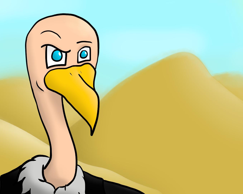 Melan the Vulture