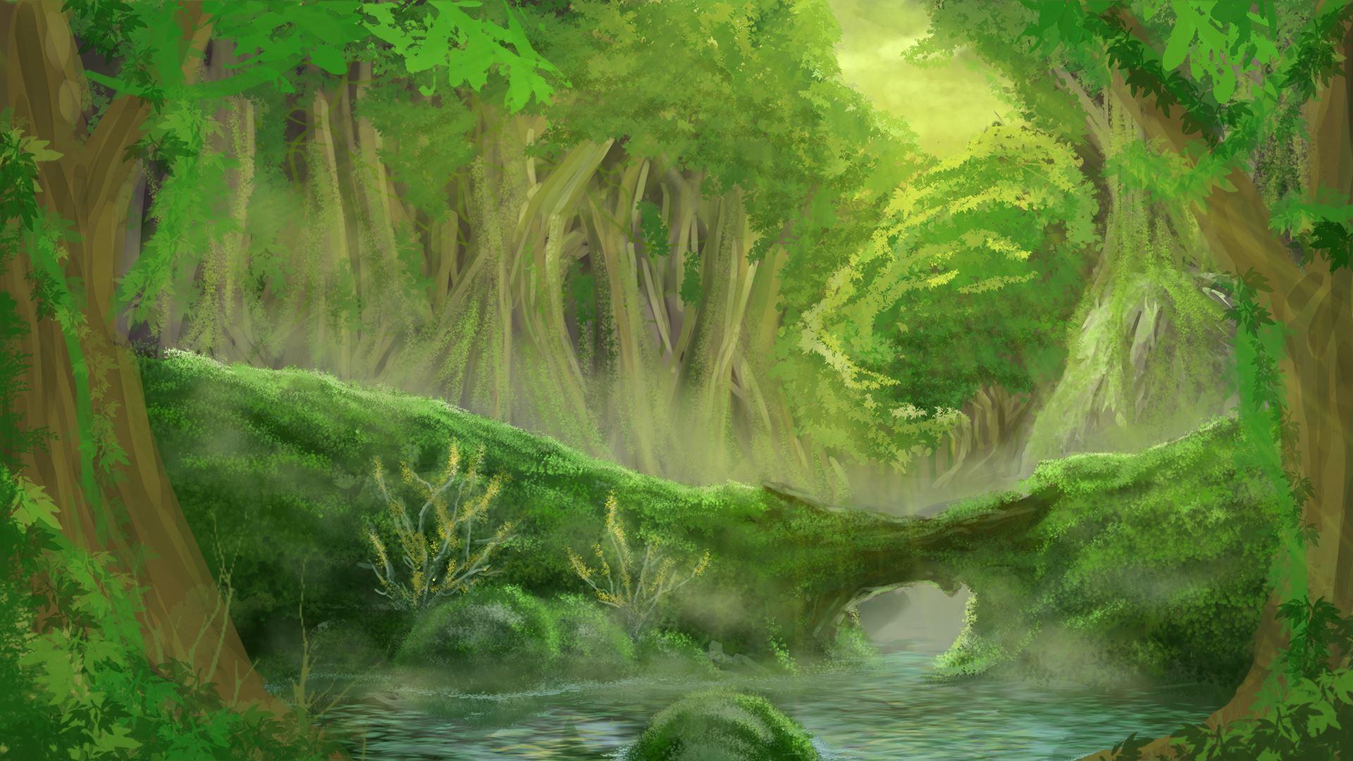 DreyLand - Zone 2 - Pengonia Jungle