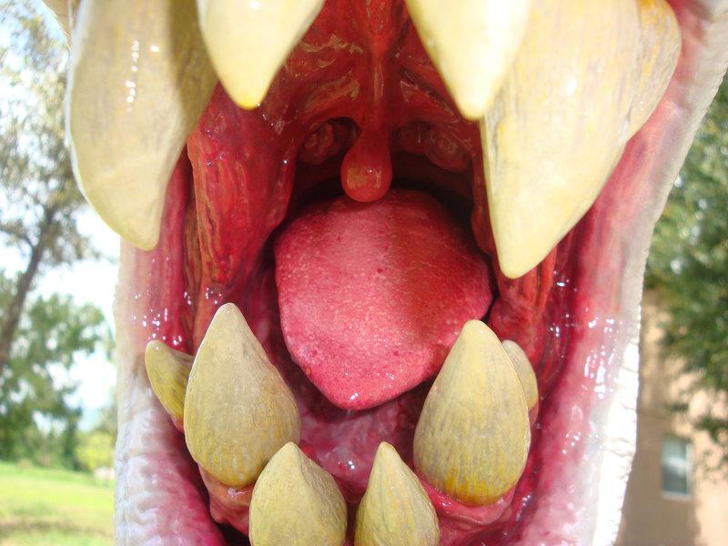 Piranha Plant Mouth