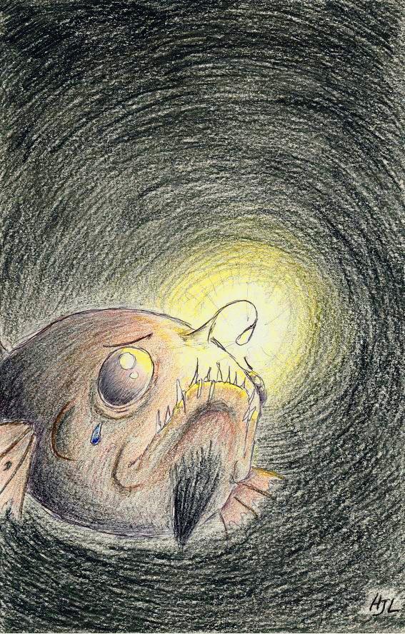:Marty the Anglerfish: