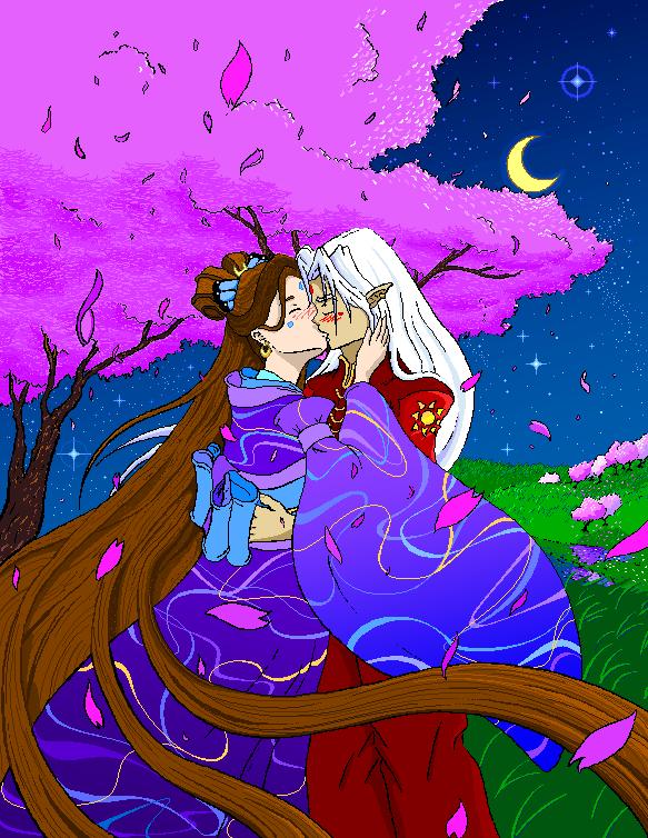 The Forbidden Kiss