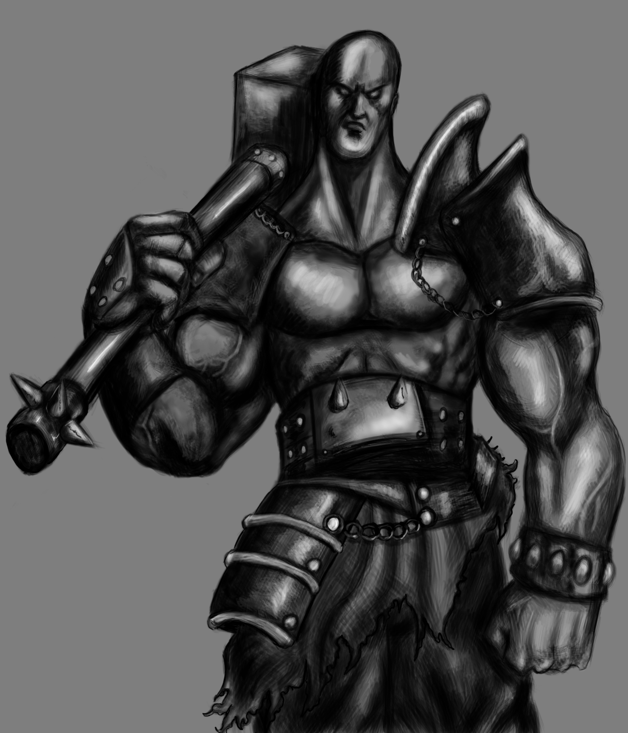 Xandor hammer of might