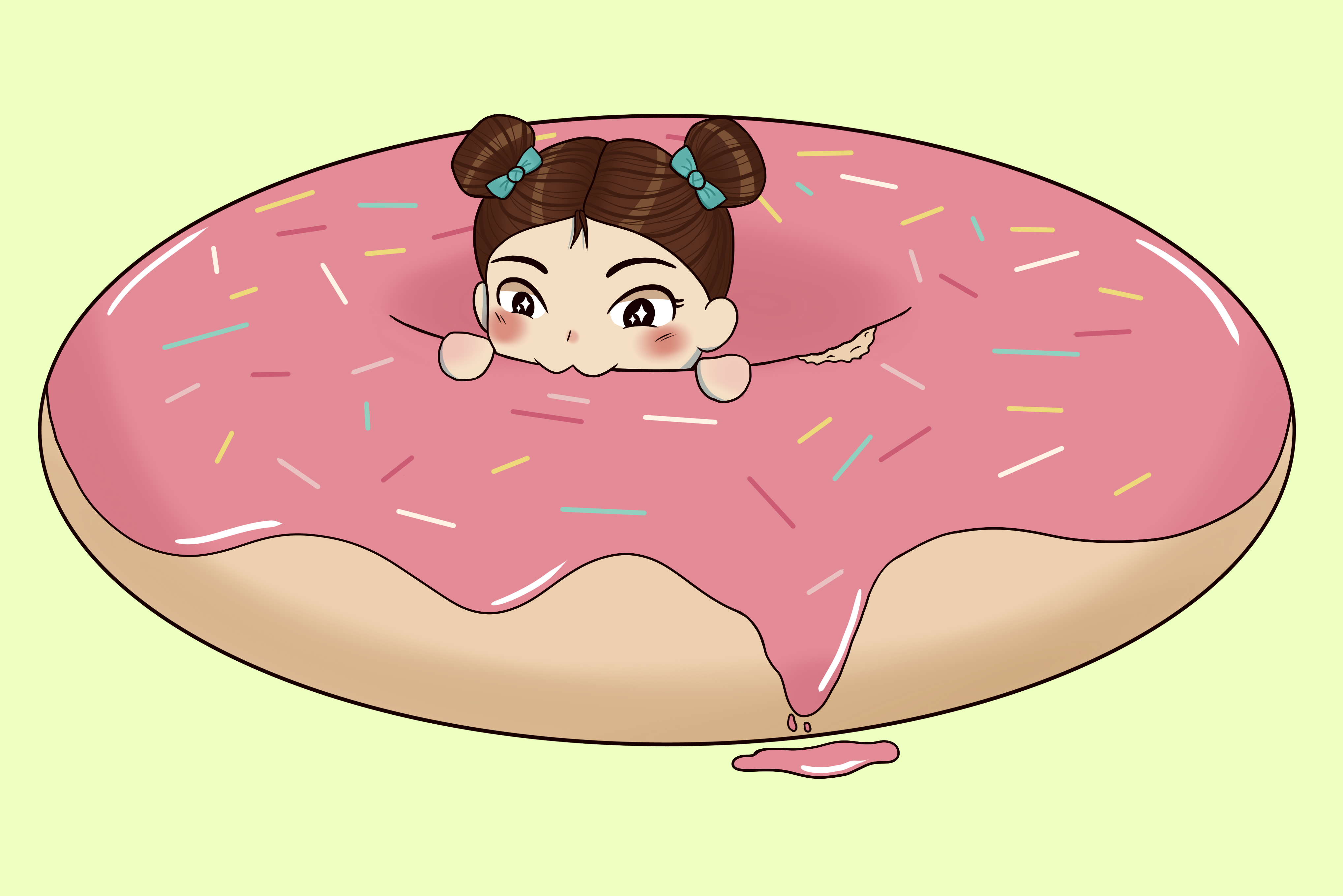 Give me the donuts
