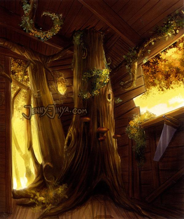 Treehouse ConceptArt