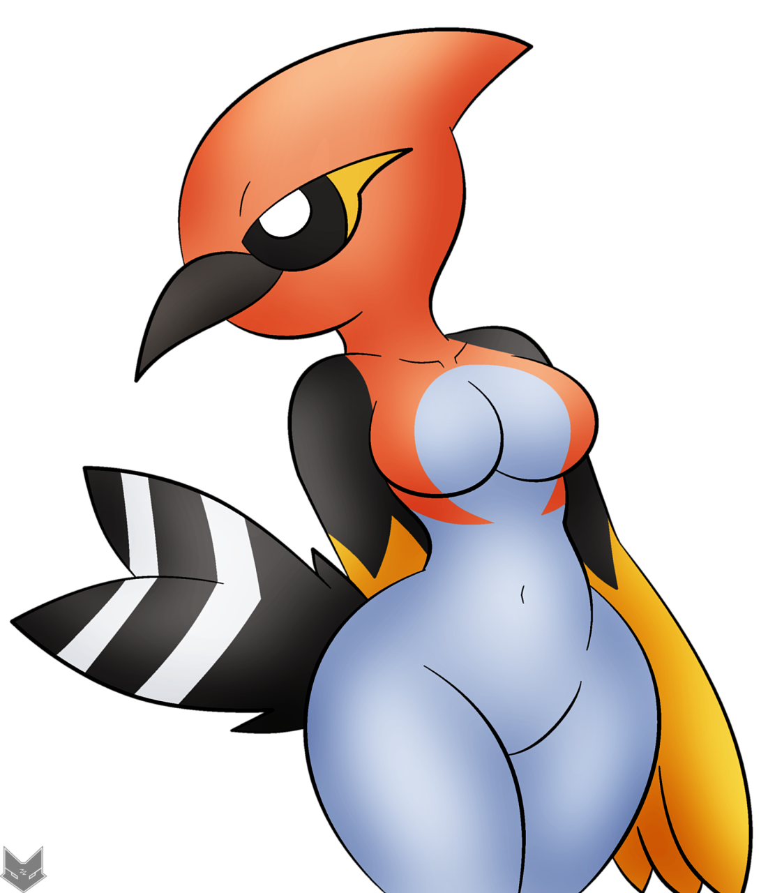 Fletchinder pokemorph