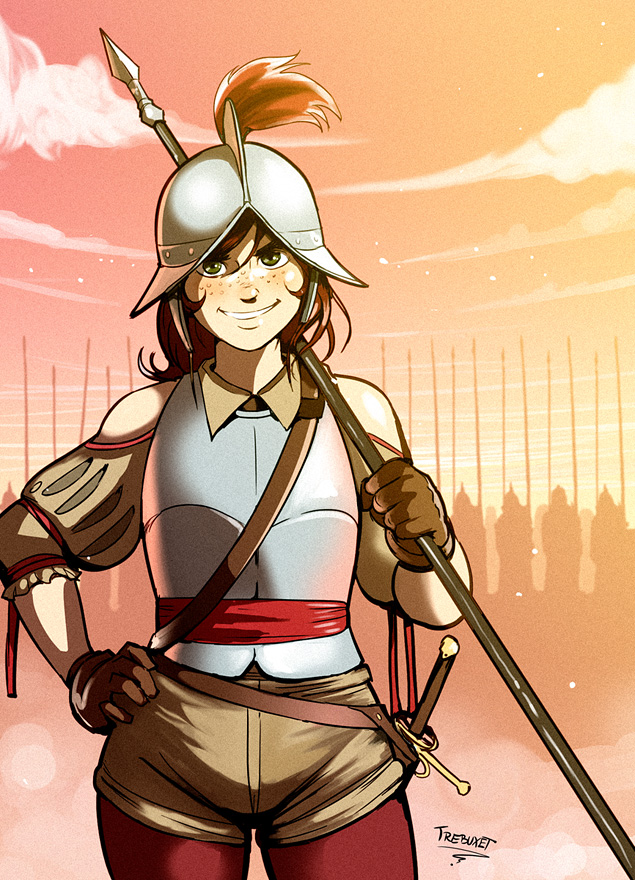 Madrid and the imperial army