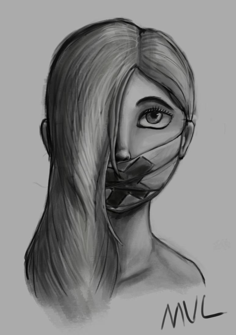 afraid to speak