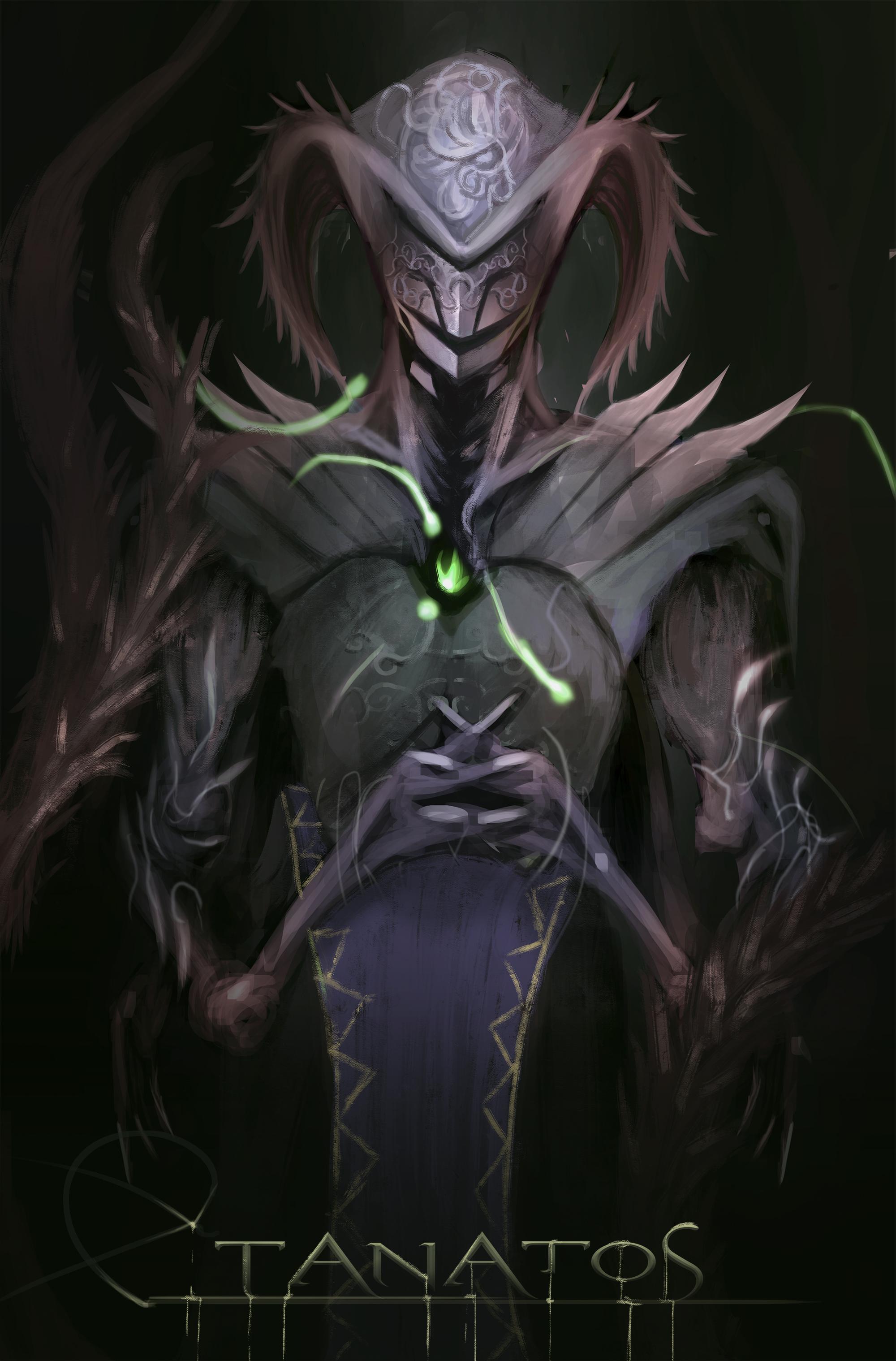 Tanatos God of Envy