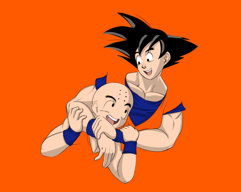 Happy Goku day!!(may 9)