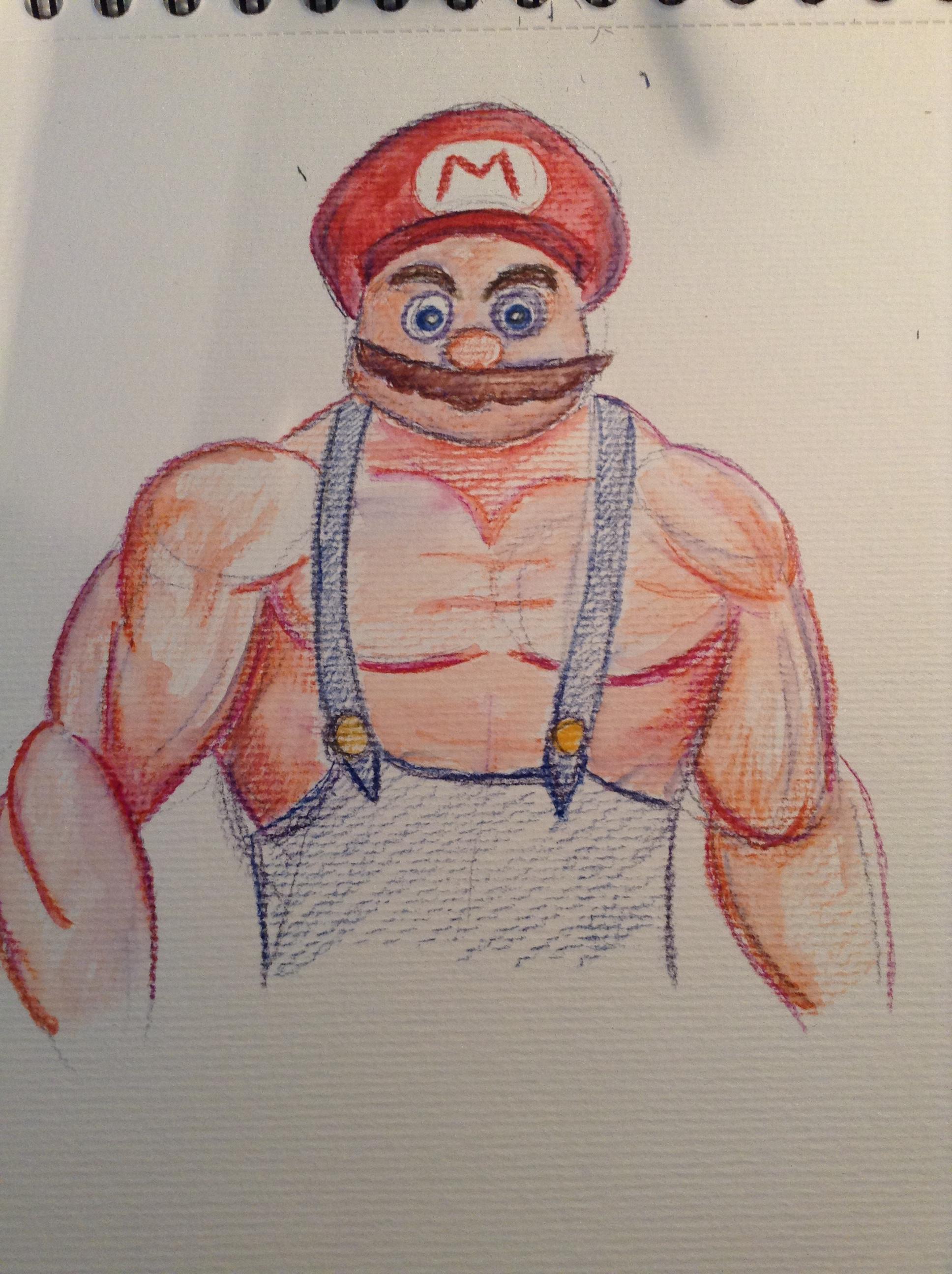 Itsa me Mario!