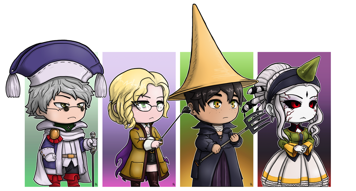 Tiny Wizards & Witches Jobs