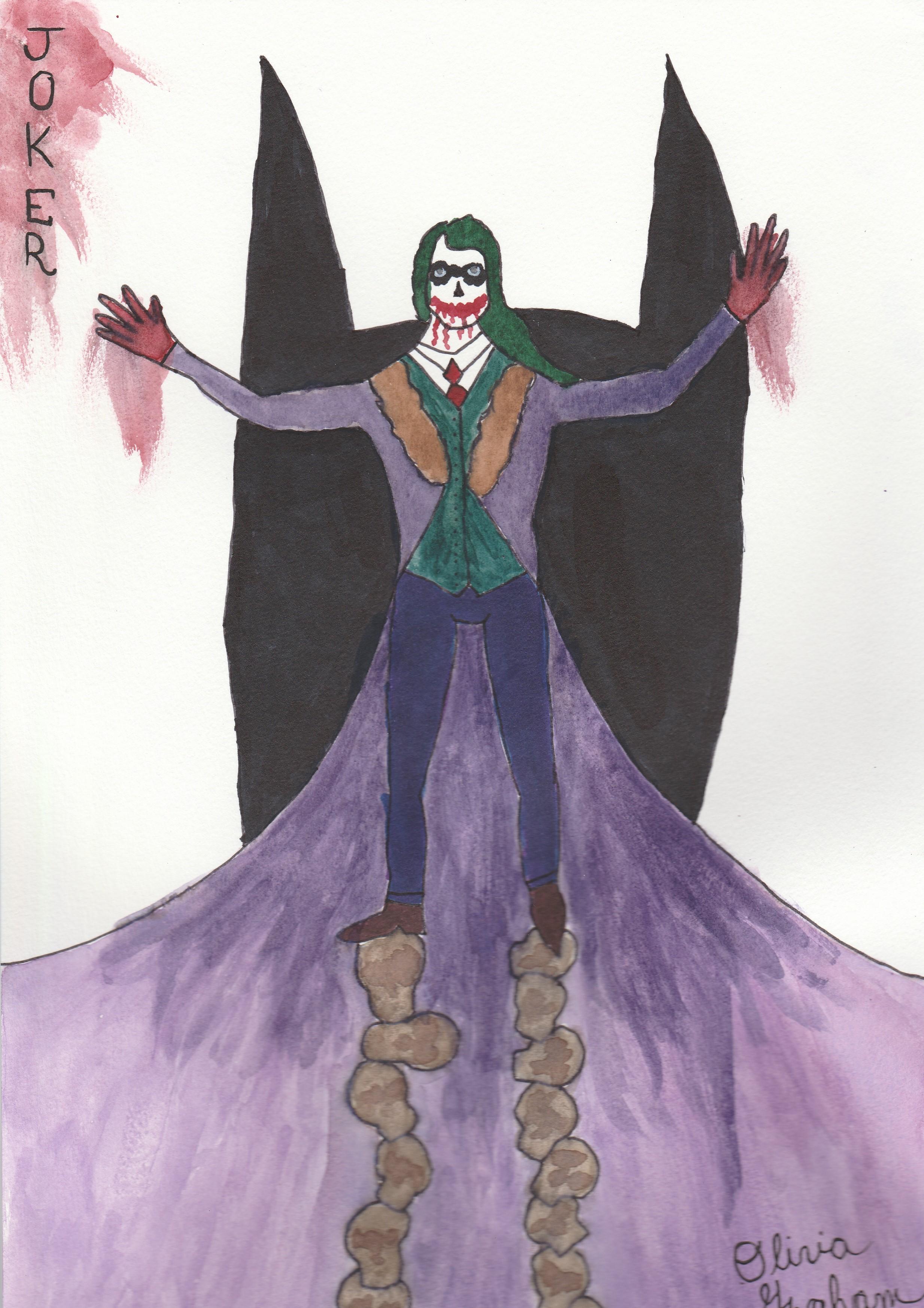 The Joker Level 99