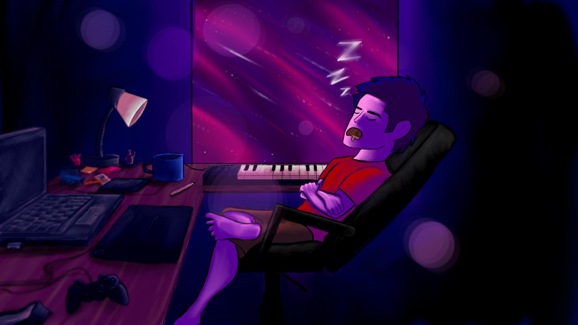 Sleeping Offline