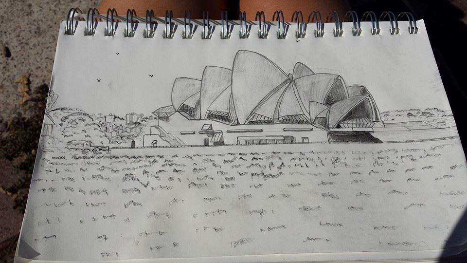 second try for the opera house
