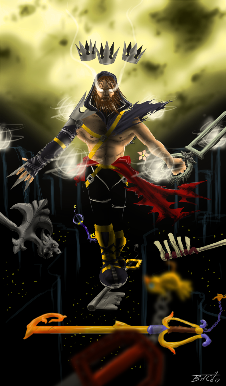 The Keyblade's Chosen One