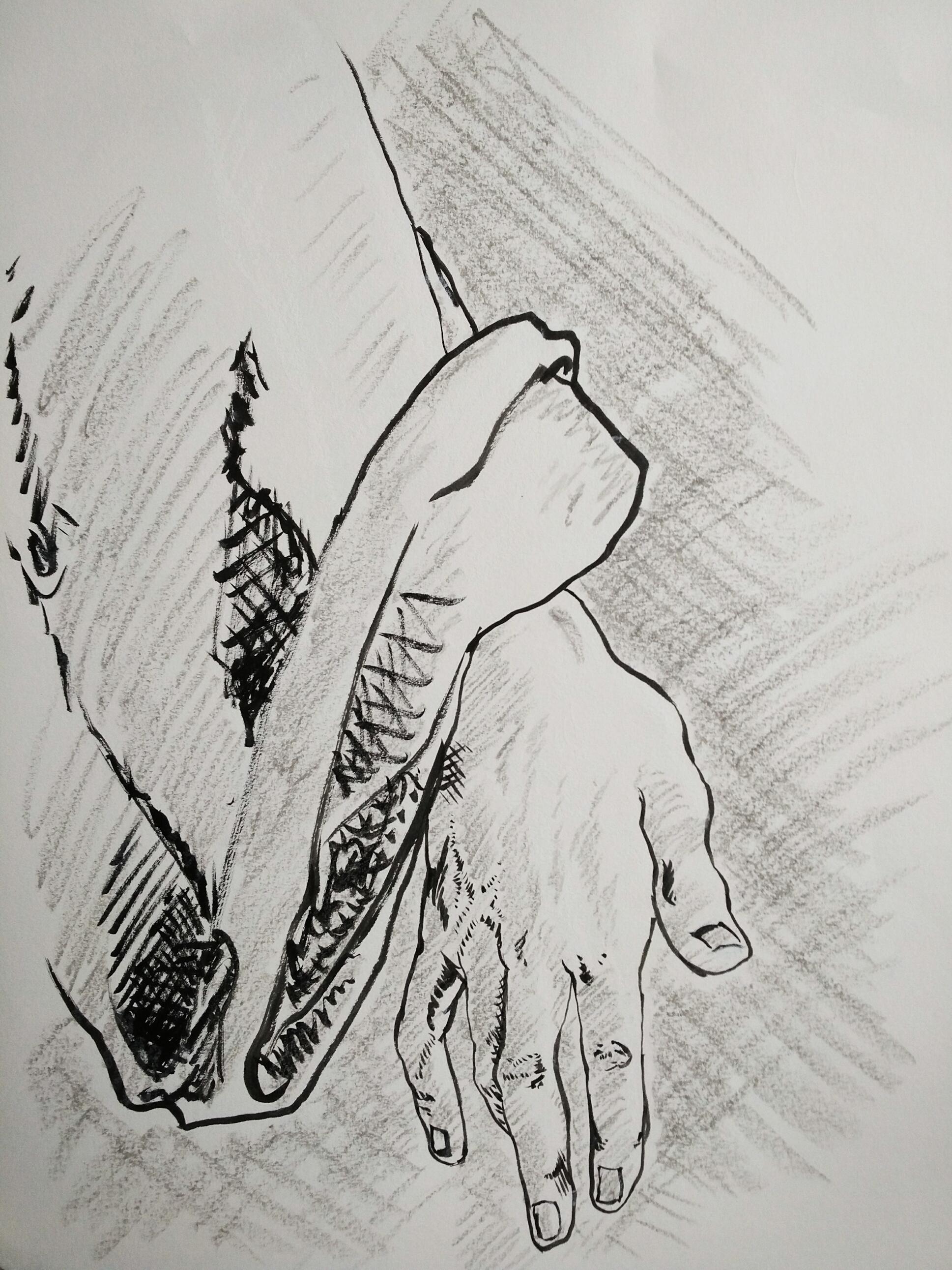Durer hand