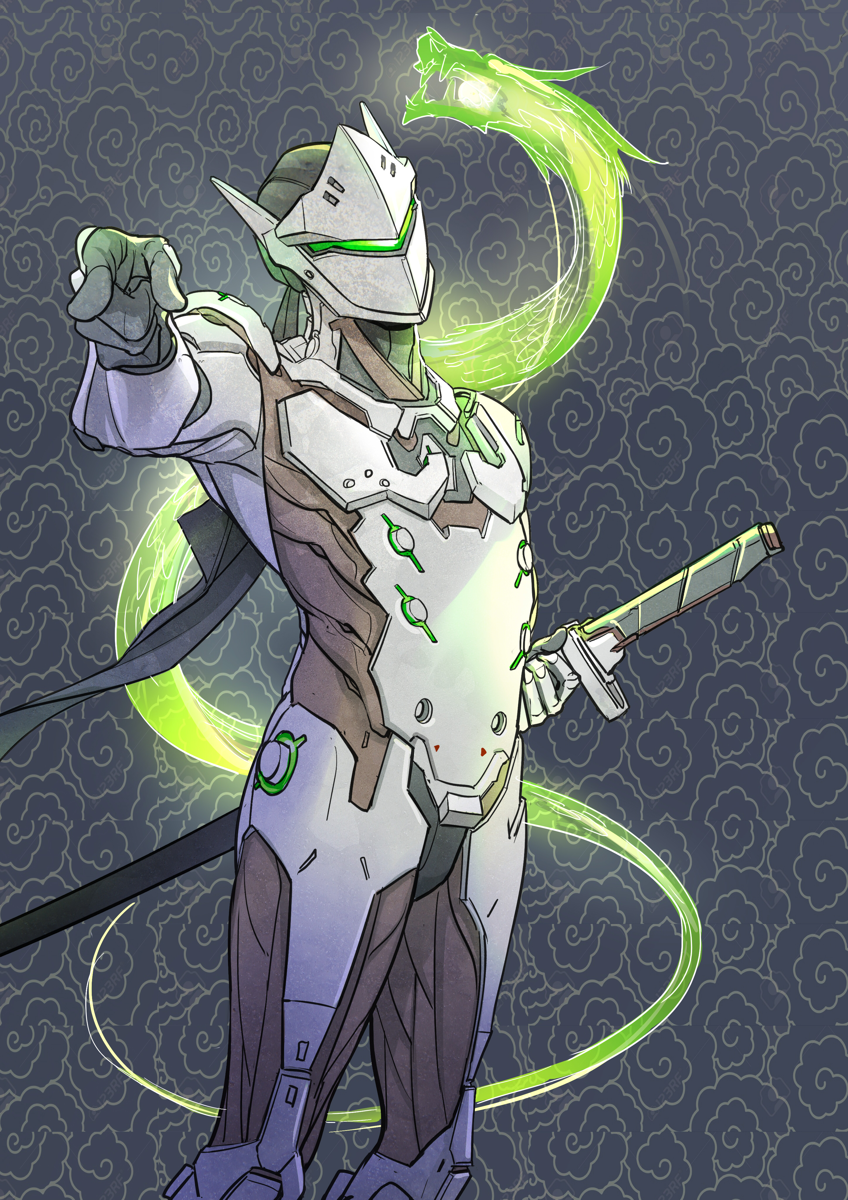 GENJI IS WITH YOU