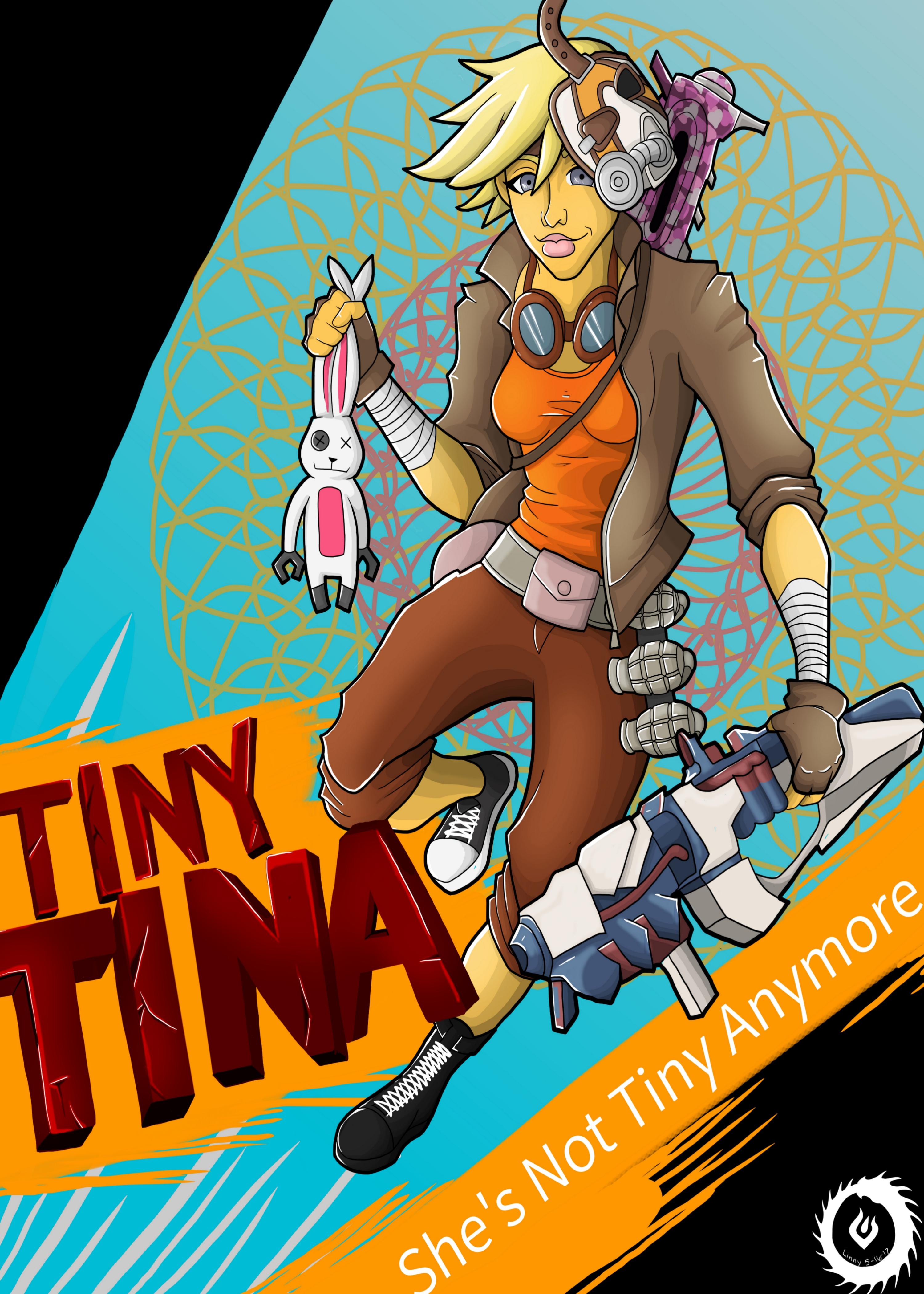 Not So Tiny Tina!