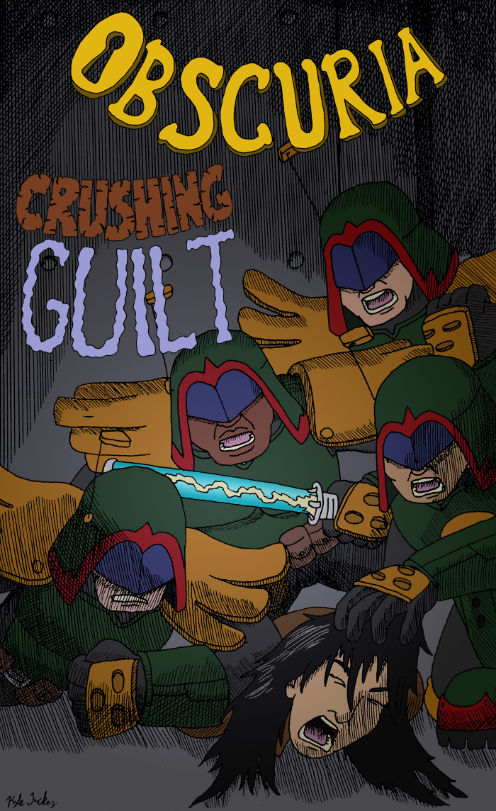 Crushing Guilt Cover