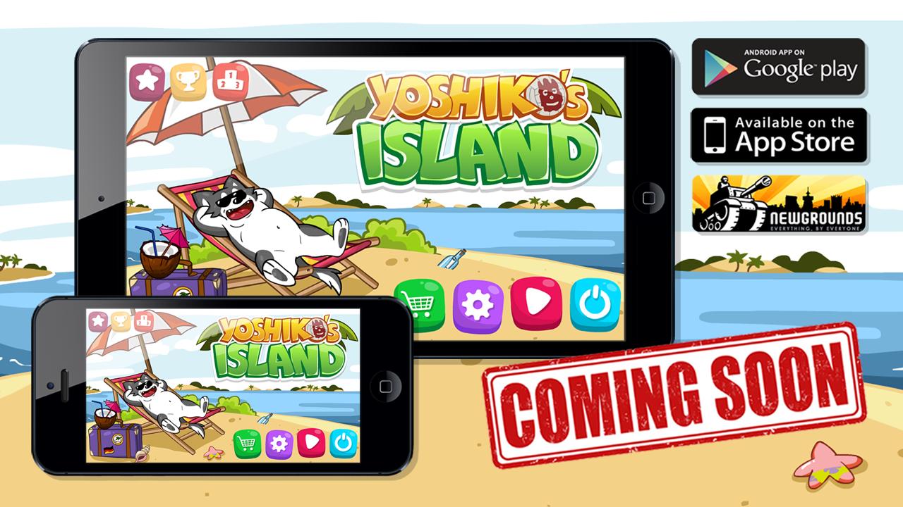 Yoshiko's Island - COMING SOON!