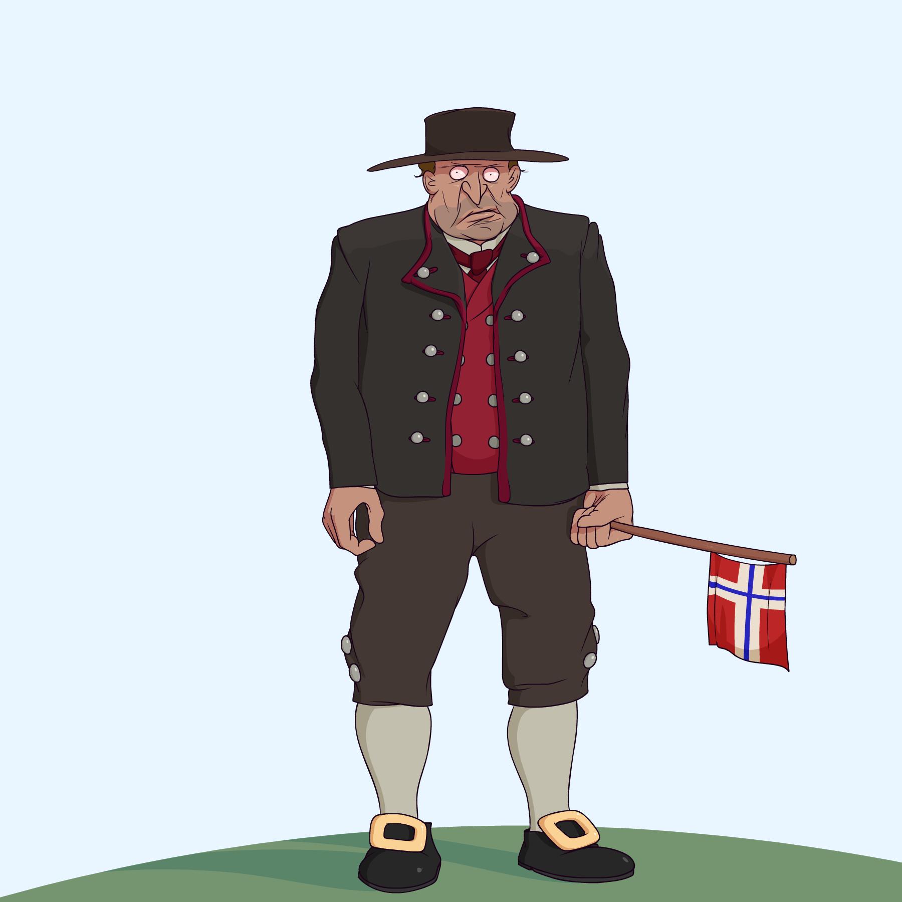Happy birthday Norway!