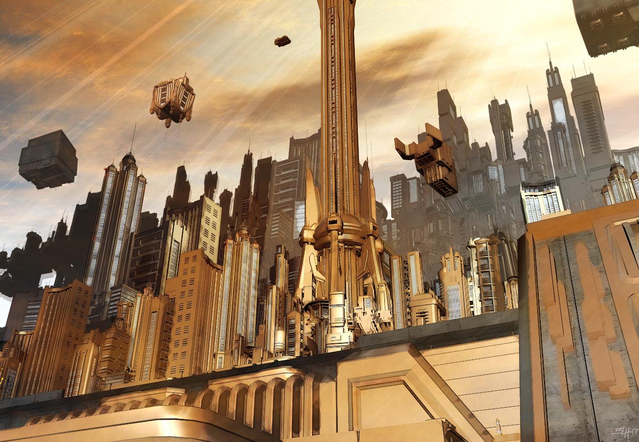 New Aradyn City
