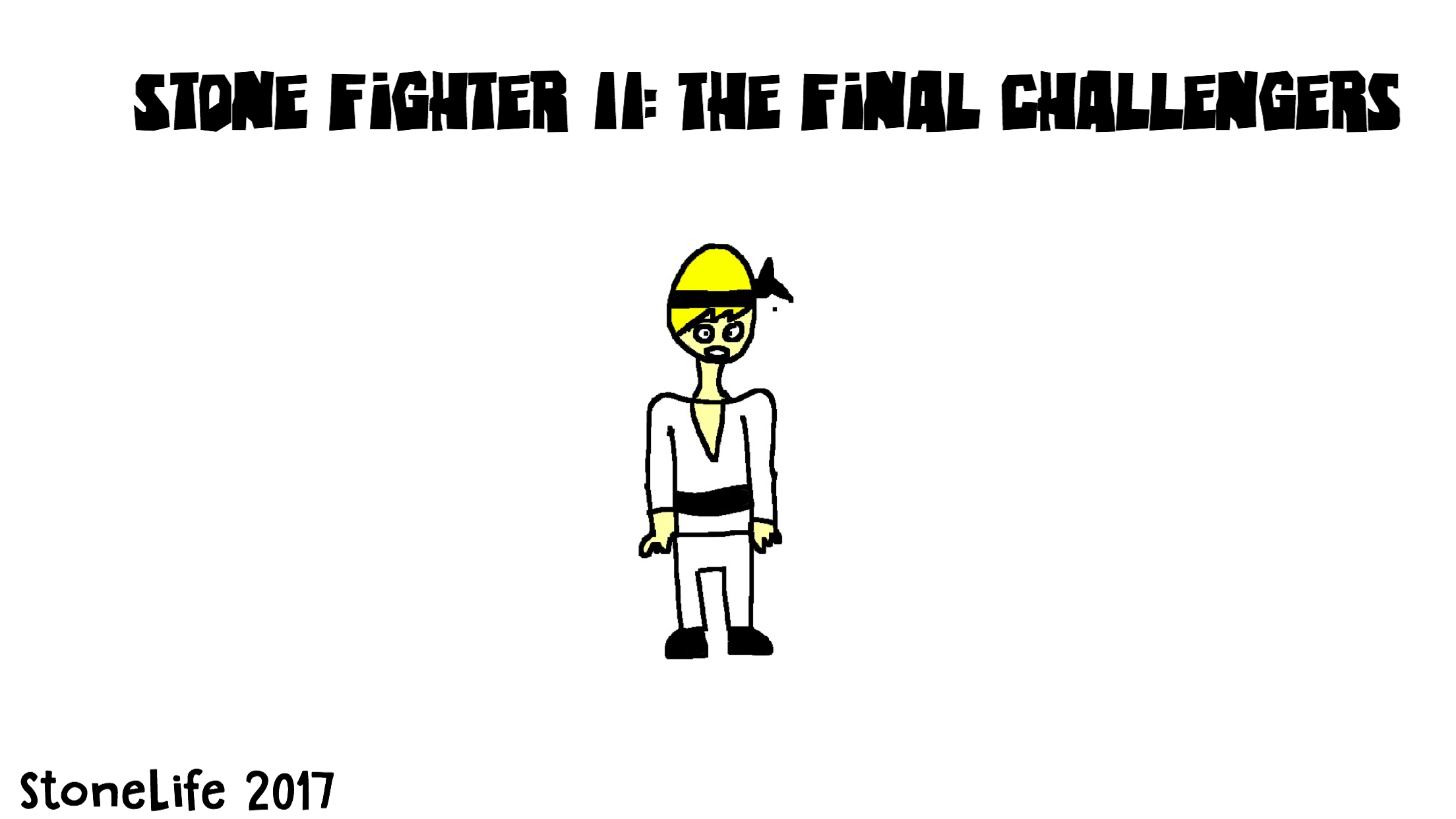 Stone Fighter II: The Final Challengers