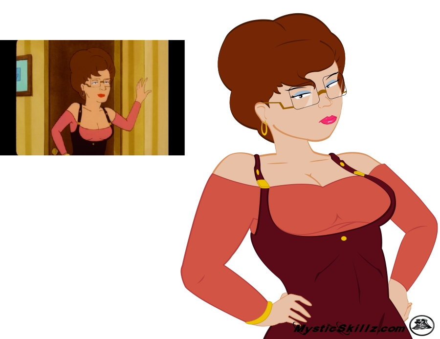 Peggy Hill (Request)