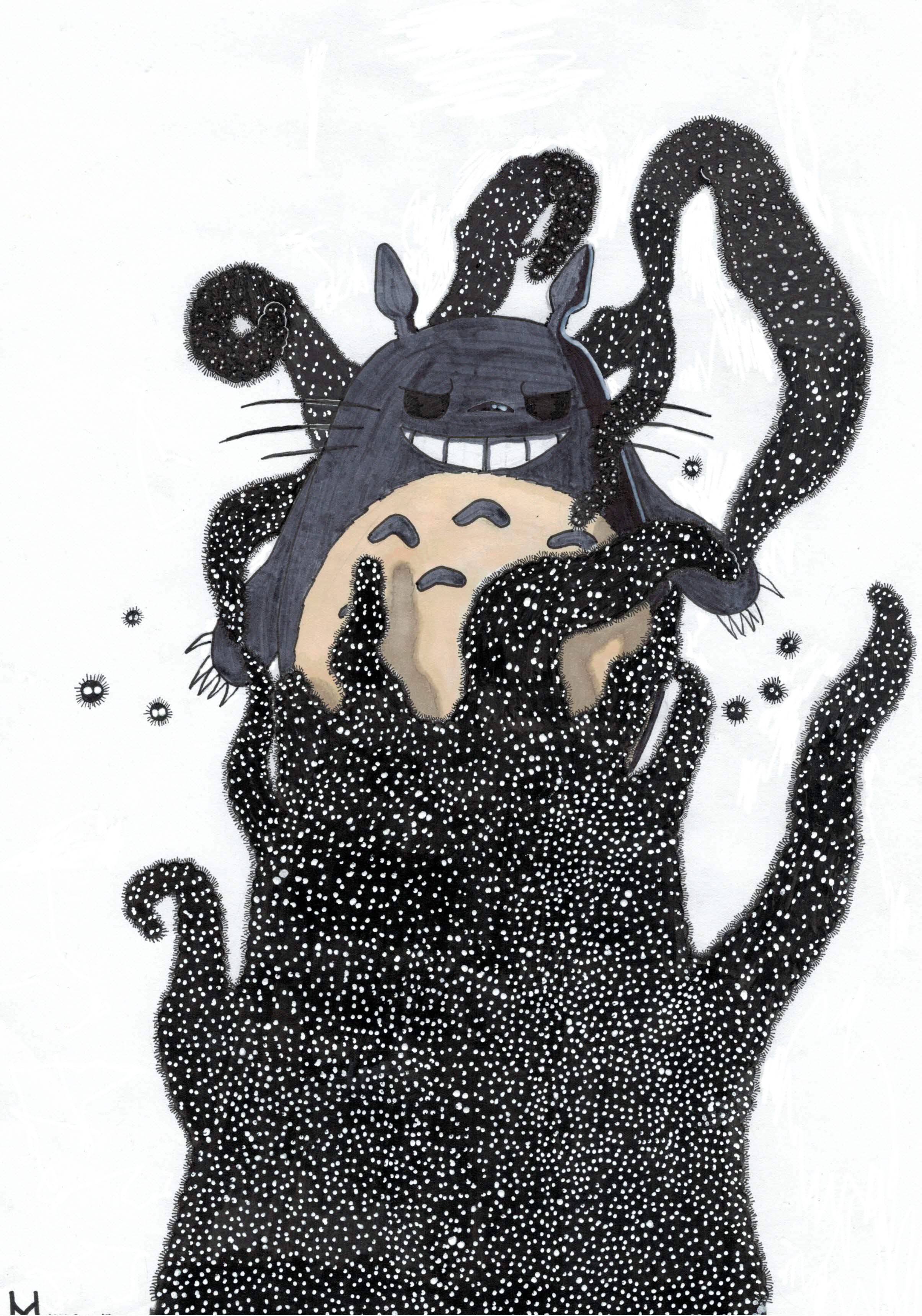 Totoro lvl. 99
